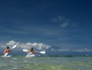 Griya Santrian a Beach Resort Bali - Canoeing Activities