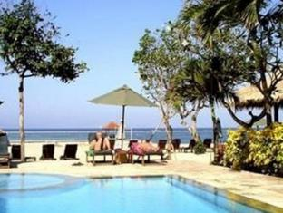 The Benoa Beach Front Villas Bali - Basen