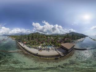 Rama Candidasa Resort & Spa Bali - Aerial View