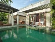 Villa mit Gartenblick, 1 Schlafzimmer