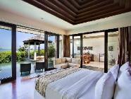 Villa ar 1 guļamistabu un skatu uz okeānu