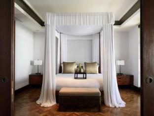 The Legian Bali Hotel Bali - Deluxe and Two Bedroom main bedroom
