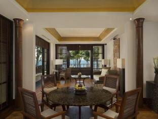 The Legian Bali Hotel Bali - Deluxe Suite  Living Dining area