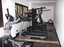 Chitchareune Mouang Luang Hotel: fitness room