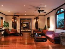 Belmond La Residence Phou Vao Luang Prabang: reception