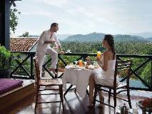Belmond La Residence Phou Vao Luang Prabang: balcony/terrace