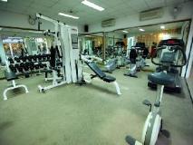 Mercure Vientiane Hotel: fitness room