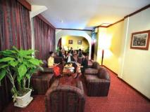Mercure Vientiane Hotel: executive lounge