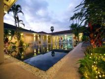Mercure Vientiane Hotel: swimming pool