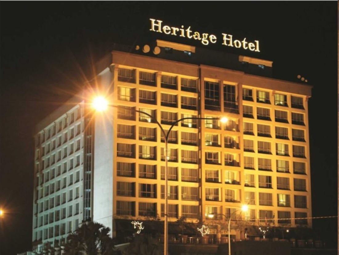 ヘリテージ ホテル イポー1
