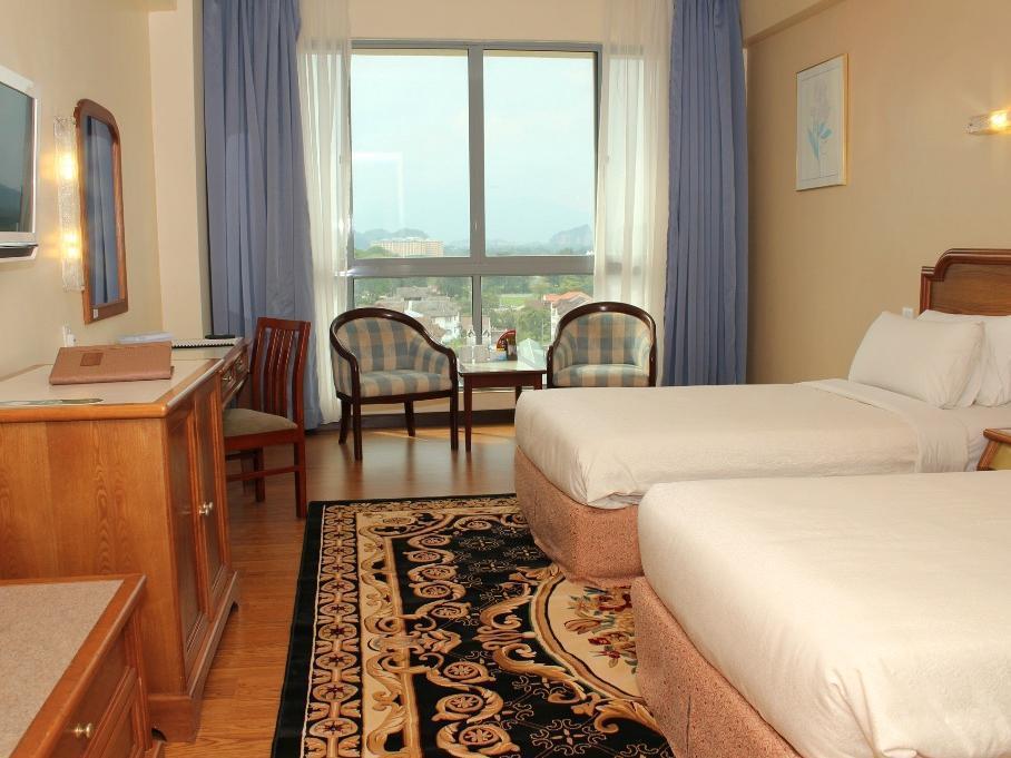 ヘリテージ ホテル イポー17