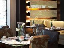 Kingsgate Hotel Abu Dhabi: restaurant