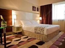 Kingsgate Hotel Abu Dhabi: guest room