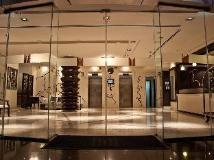 Kingsgate Hotel Abu Dhabi: entrance