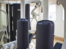 Kingsgate Hotel Abu Dhabi: fitness room