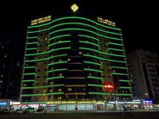 Emirates Stars Hotel Apartments Dubai - Exterior