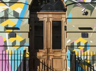 Megaro Hotel London - Entrance