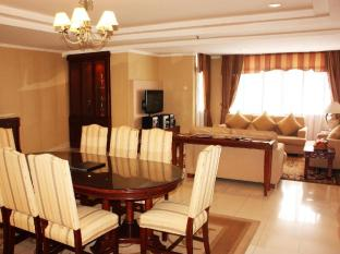 Travellers Suites Serviced Apartments Medan - Lakosztály