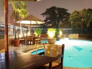 Travellers Suites Serviced Apartments Medan - Pool