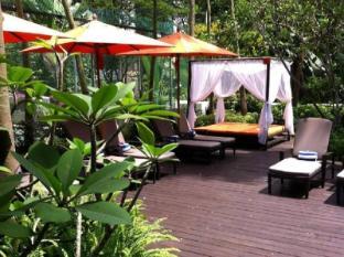 Shangri-la Hotel Kuala Lumpur - Terrace