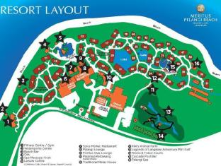 Meritus Pelangi Beach Resort & Spa Langkawi - Floor Plans