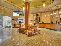 Al Diar Capital Hotel: reception