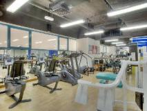 Al Diar Capital Hotel: fitness room