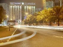 Al Diar Capital Hotel: exterior