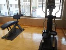 Oaks Liwa Executive Suites: fitness room