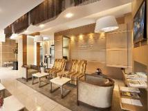 Oaks Liwa Executive Suites: lobby