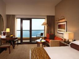 Premium king-rum med havsutsikt