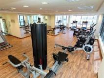 Xclusive Casa Hotel Apartment: fitness room