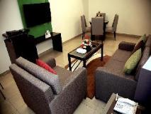 Xclusive Casa Hotel Apartment: guest room