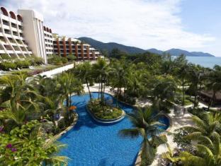 PARKROYAL Penang Hotel Penang - Swimming Pool Ariel View
