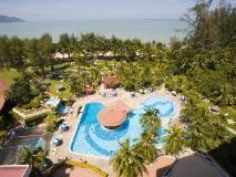 Malaysia Hotel Accommodation Cheap | main pool & garden