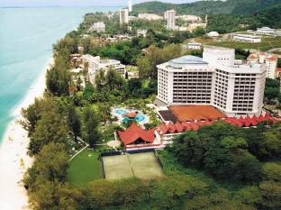 Bayview Beach Resort Penang - Birds Eye View