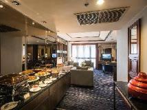 Chatrium Hotel Royal Lake Yangon: executive lounge