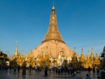 Chatrium Hotel Royal Lake Yangon: surroundings