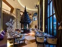 Chatrium Hotel Royal Lake Yangon: restaurant