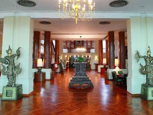 Inya Lake Hotel Yangon - Lobby