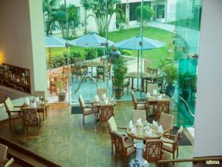 Inya Lake Hotel Yangon - Restaurant