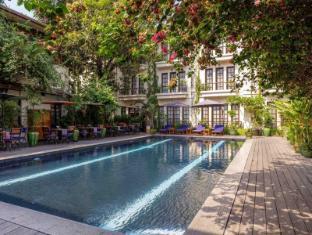 Savoy Hotel Yangon - Schwimmbad
