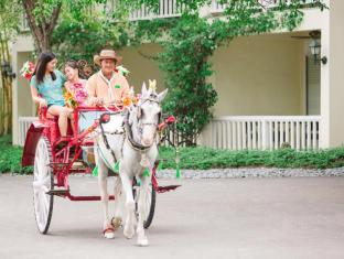 Plantation Bay Resort & Spa Cebu - Horse-drawn carriage