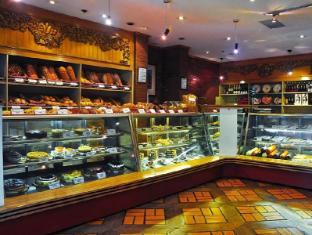 Century Park Hotel מנילה - מסעדה