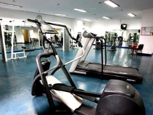 Century Park Hotel Manila - Fitness prostory
