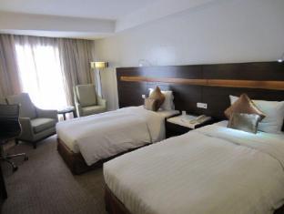 Century Park Hotel מנילה - חדר שינה