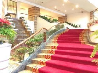 Century Park Hotel Manila - Balkon/Terrasse