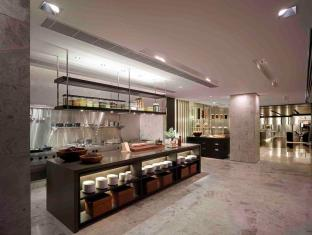 New World Makati Hotel Manila - The Glasshouse Show Kitchens