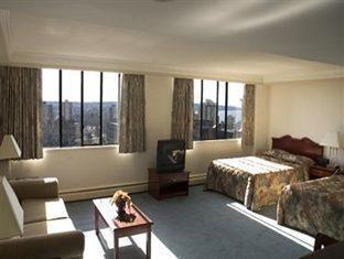 Century Plaza Hotel & Spa Vancouver (BC) - Studio Suite