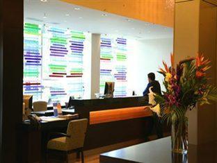 Century Plaza Hotel & Spa Vancouver (BC) - Reception